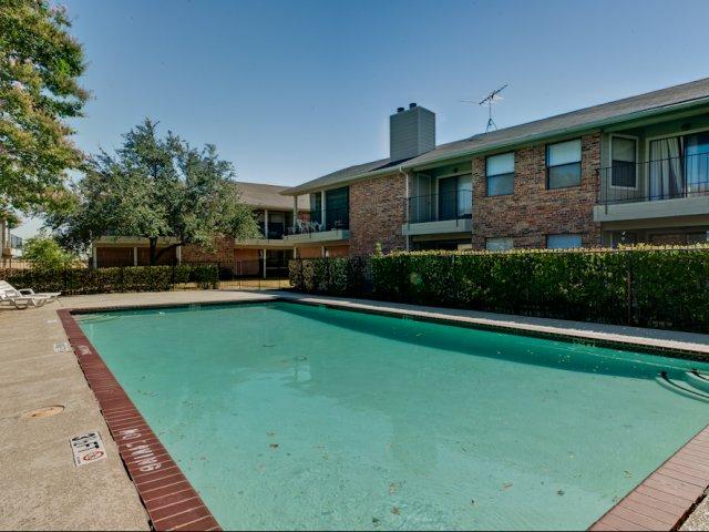 Pool at Listing #136274