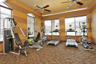 Fitness Center at Listing #147790