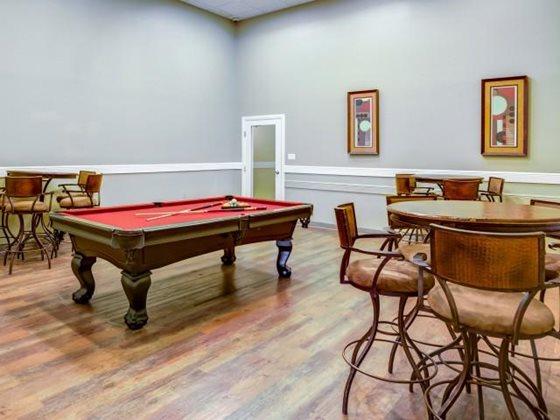 Gameroom at Listing #140301