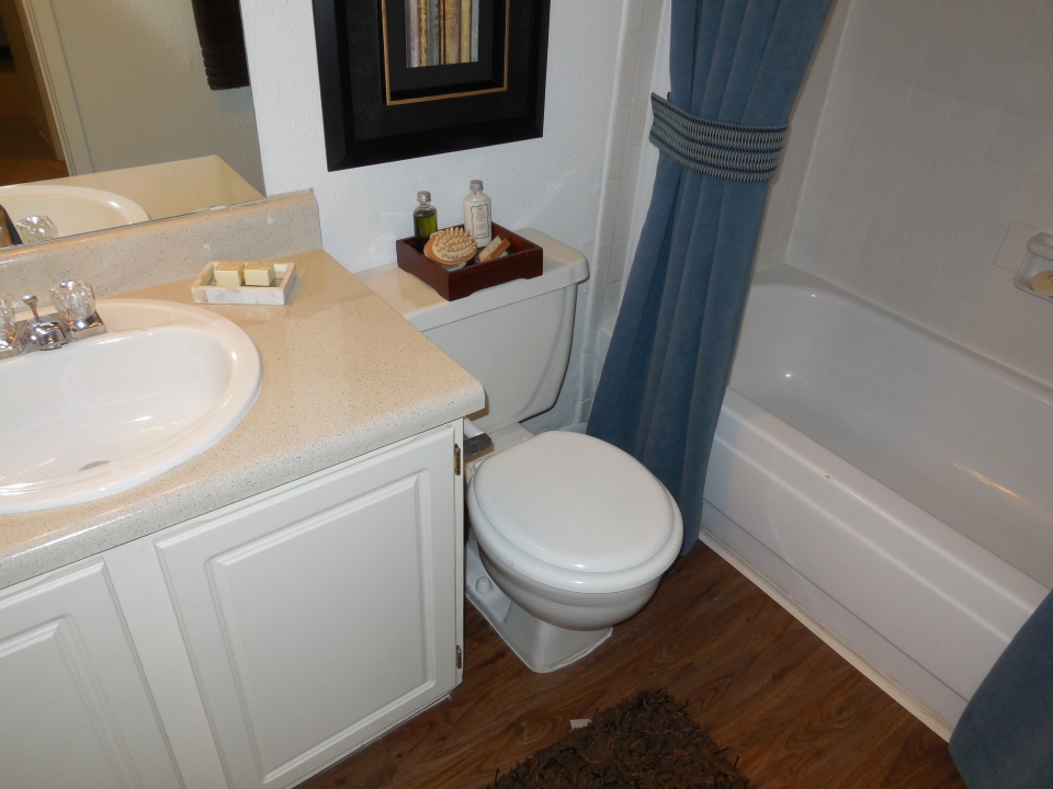 Bathroom at Listing #138580