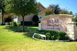 Villas on Calloway Creek Apartments Hurst TX