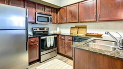 Kitchen at Listing #136690