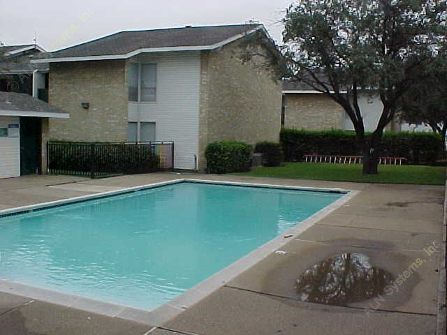 Pool Area at Listing #135891
