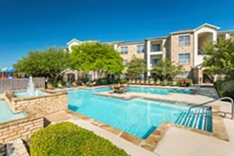 Pool at Listing #141109