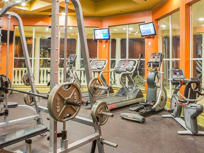 Fitness at Listing #137714