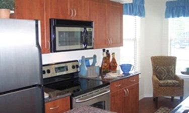 Kitchen at Listing #144442