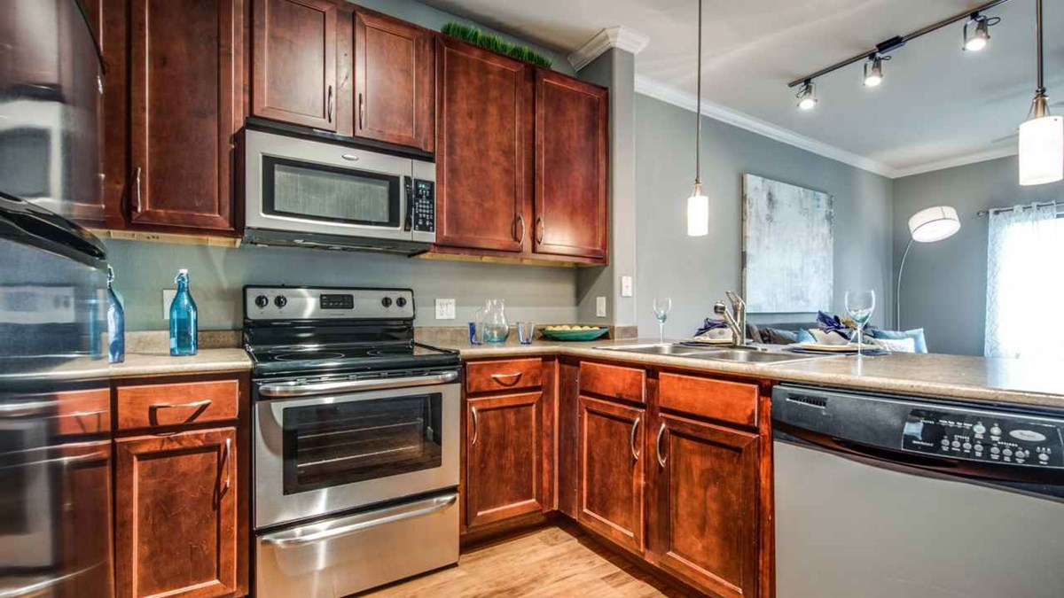 Kitchen at Listing #145665