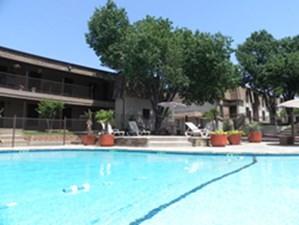 Pool at Listing #136877