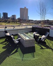 Rooftop Deck at Listing #280654