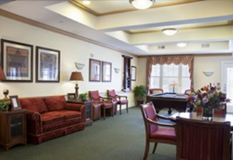 Clubhouse at Listing #144872