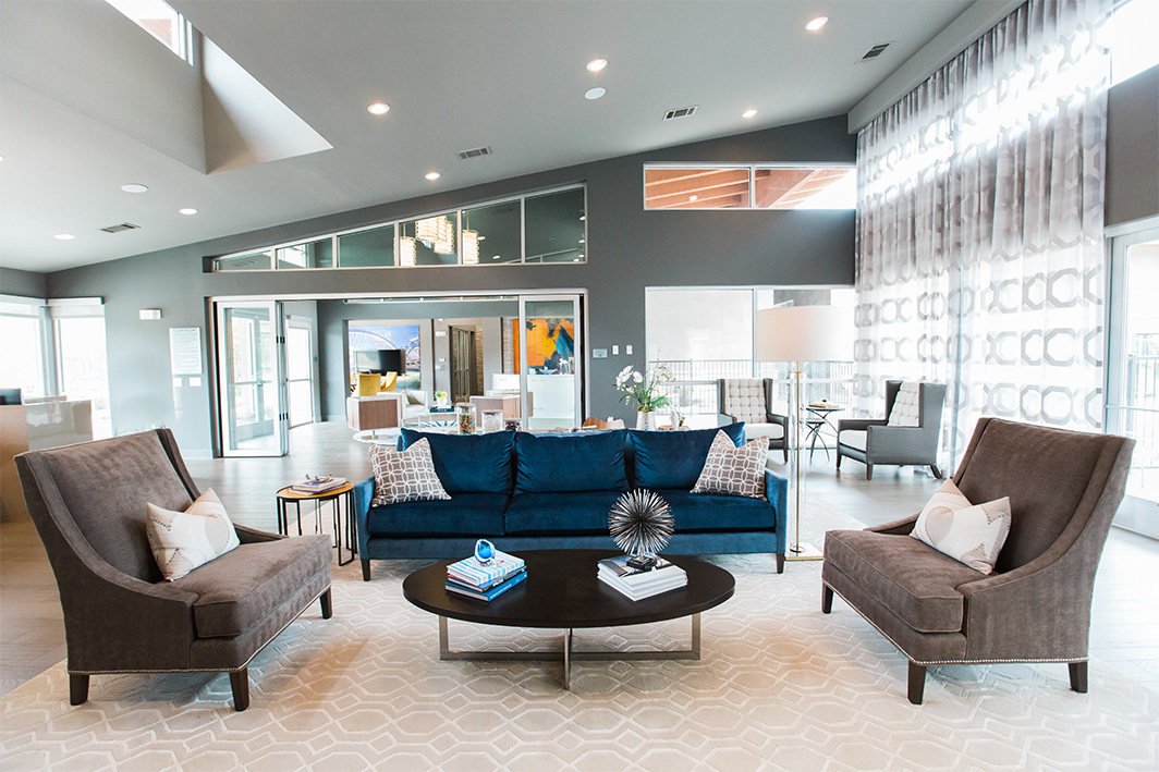 Lounge at Listing #287725