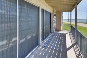 Patio at Listing #138023