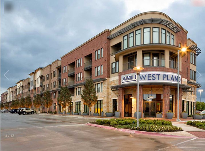 AMLI West Plano Apartments