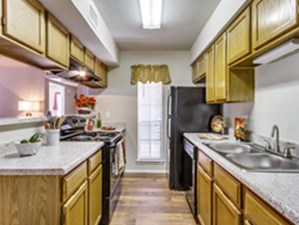 Kitchen at Listing #137030