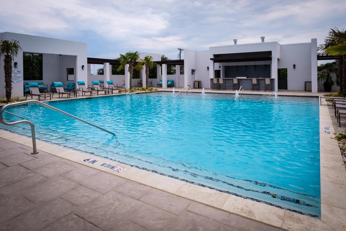 Pool at Listing #150802