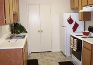 Kitchen at Listing #216010