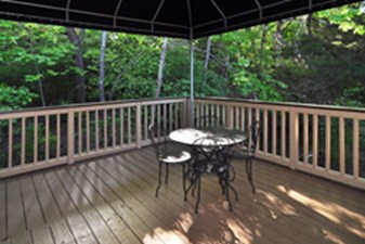 Balcony at Listing #135820