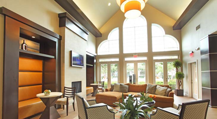 Clubhouse at Listing #138814