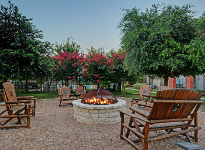 Fire Pit at Listing #151623