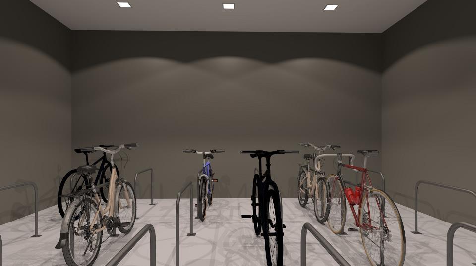 Bike Storage at Listing #288916