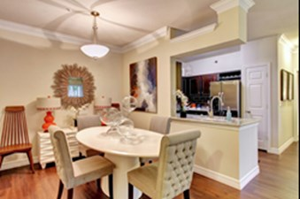 Dining at Listing #138561