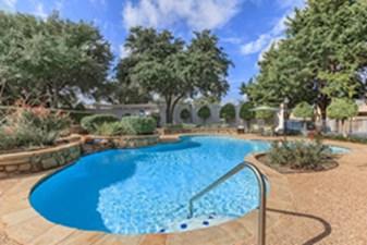 Pool at Listing #137824