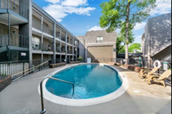 Pool at Listing #136169