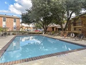 Pool at Listing #141063