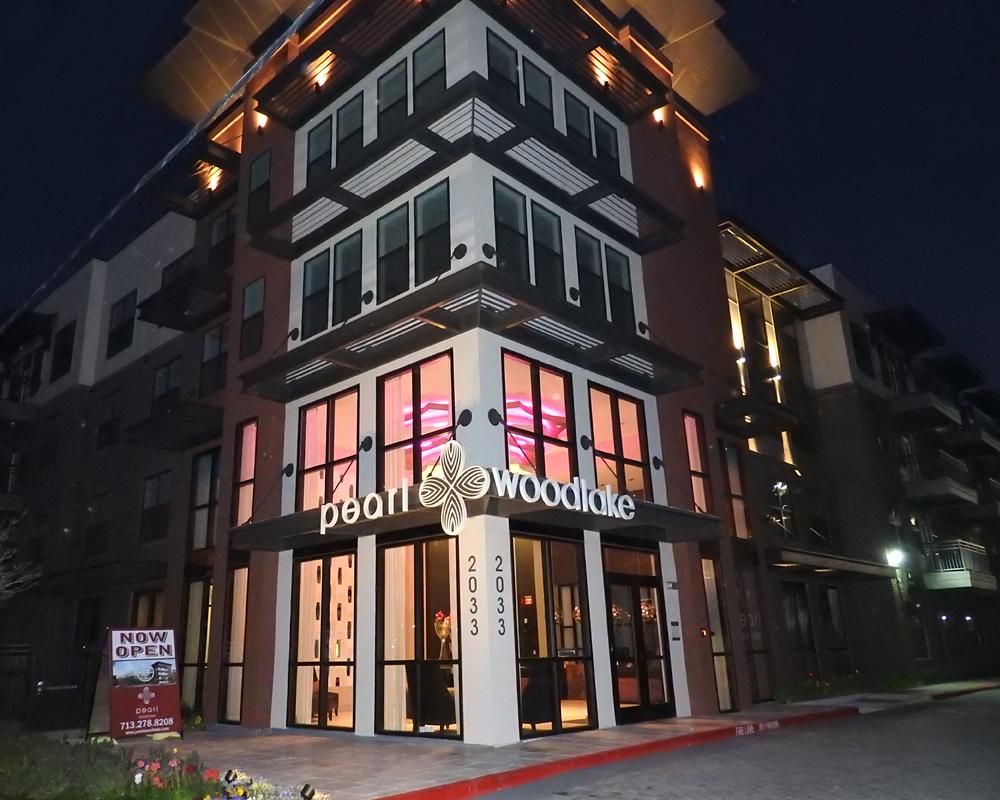 Pearl Woodlake Apartments Houston TX