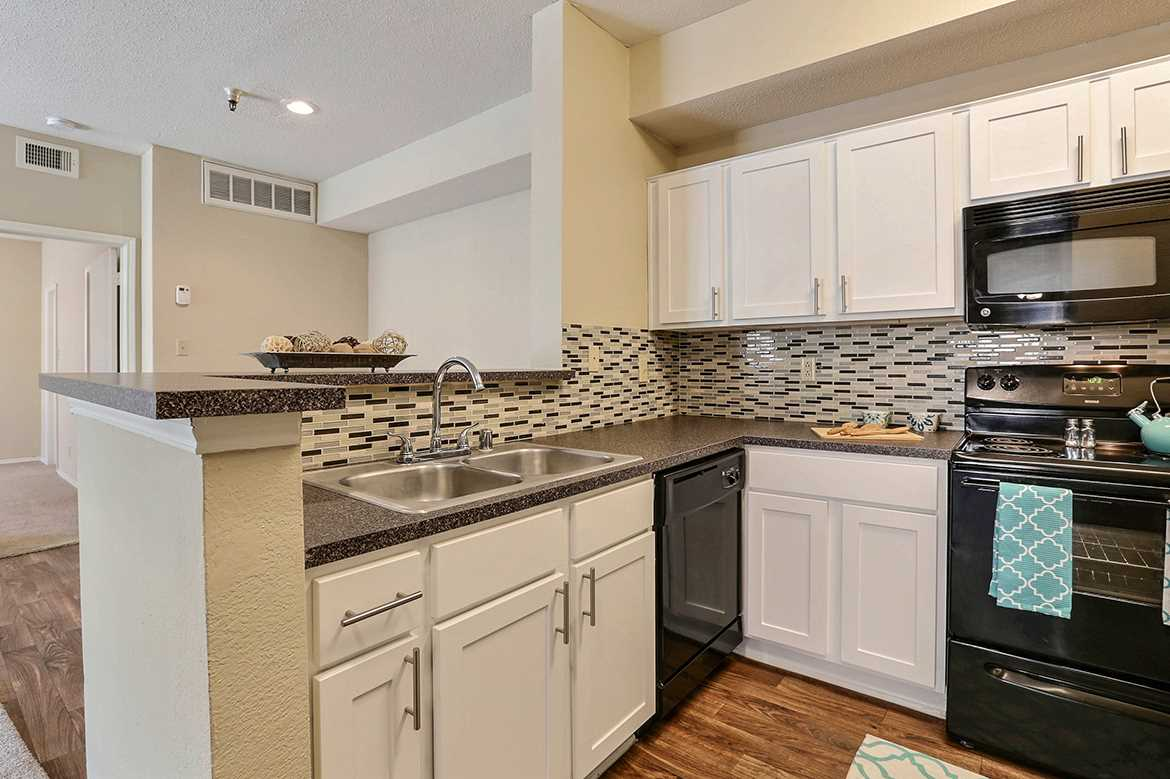 Kitchen at Listing #135708