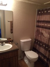 Bathroom at Listing #137108