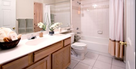 Bathroom at Listing #137269