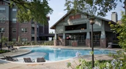 Pool at Listing #152986