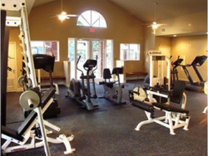 Fitness Center at Listing #140914