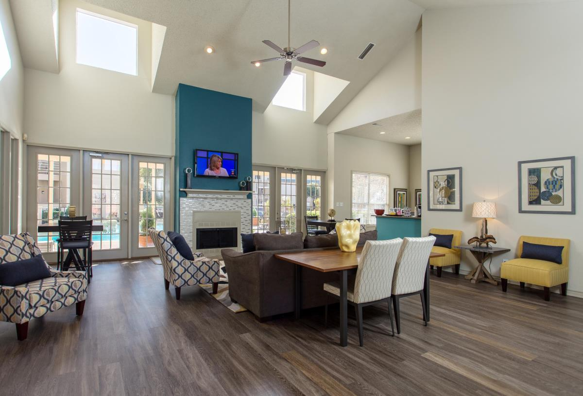 Clubhouse at Listing #136090