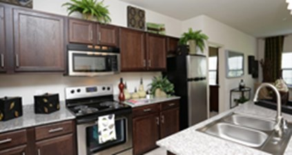 Kitchen at Listing #150840