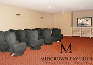 Movie Theater at Listing #144868