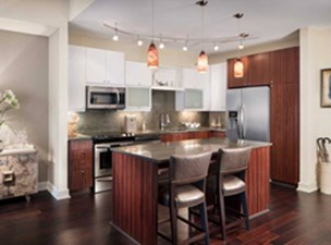 Kitchen at Listing #151554