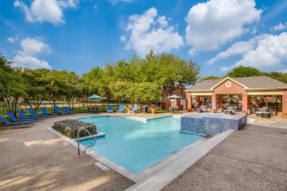 Pool at Listing #135884