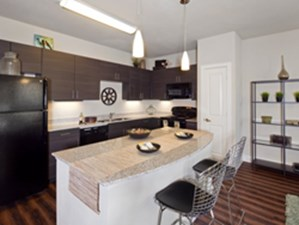Kitchen at Listing #256364