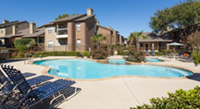 Pool at Listing #136128