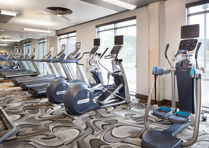 Fitness at Listing #152725