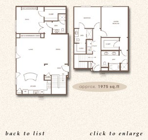 1,600 sq. ft. B2 floor plan