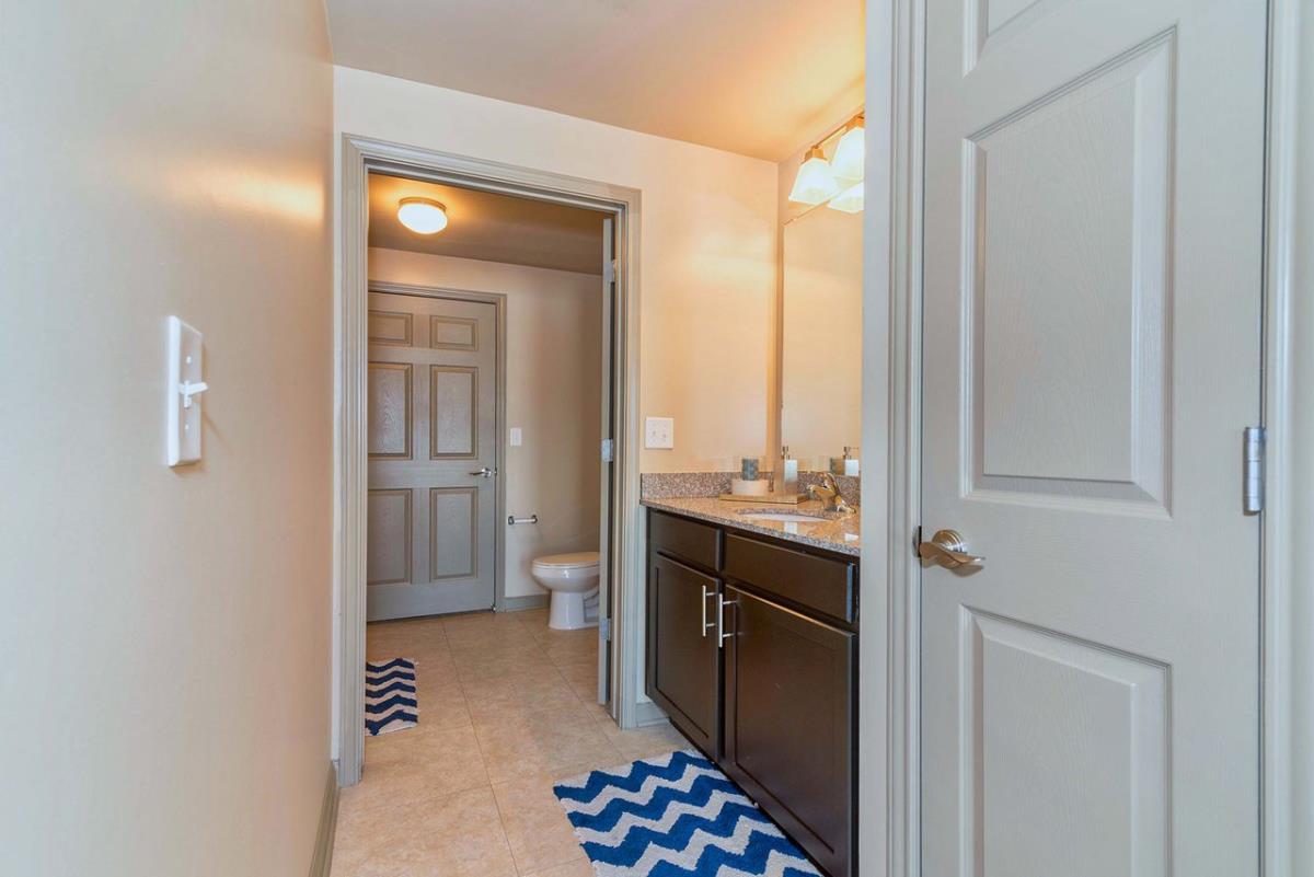 Bathroom at Listing #233358