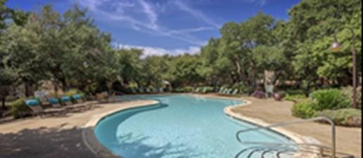 Pool at Listing #144822