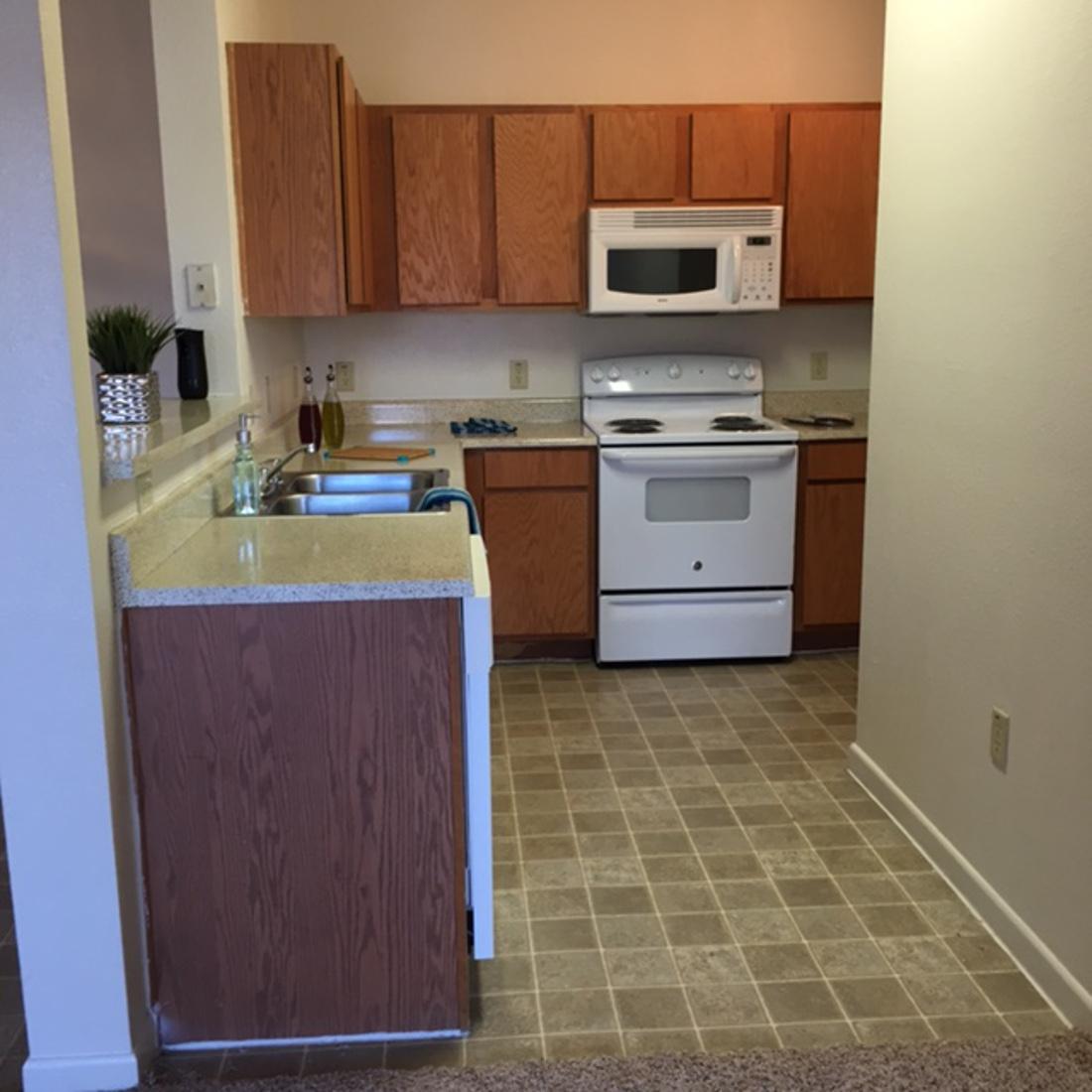 Kitchen at Listing #144874