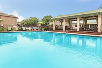 Pool at Listing #138894