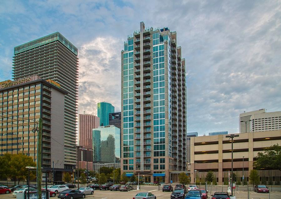Skyhouse Houston at Listing #236584