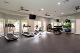 Fitness Center at Listing #140837