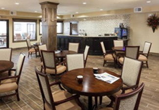 Clubhouse at Listing #253676